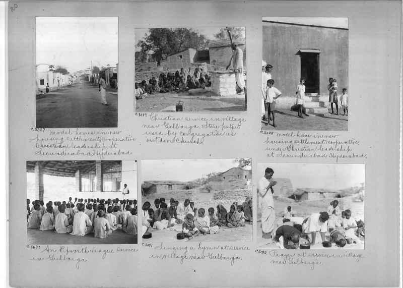 Mission Photograph Album - India #13 Page 0100