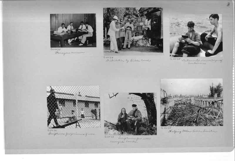 Mission Photograph Album - Portraits #13 Page 0003