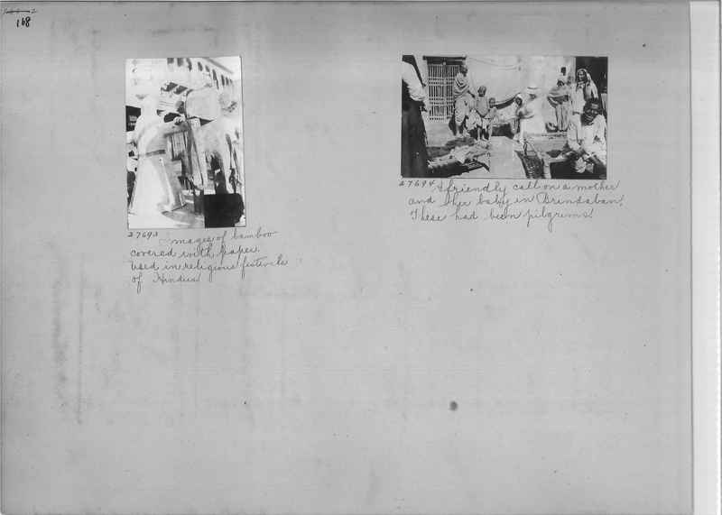 Mission Photograph Album - India #04 page_0168