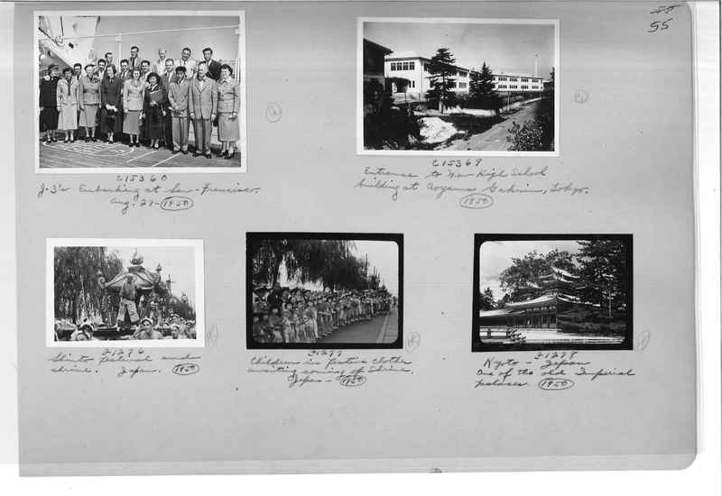Mission Photograph Album - Japan #07 Page 0055