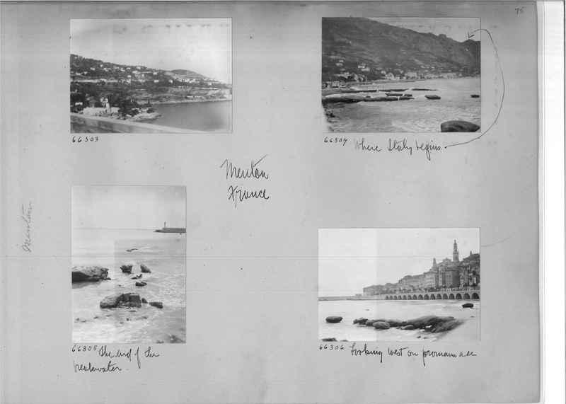 Mission Photograph Album - Europe #05 Page 0075