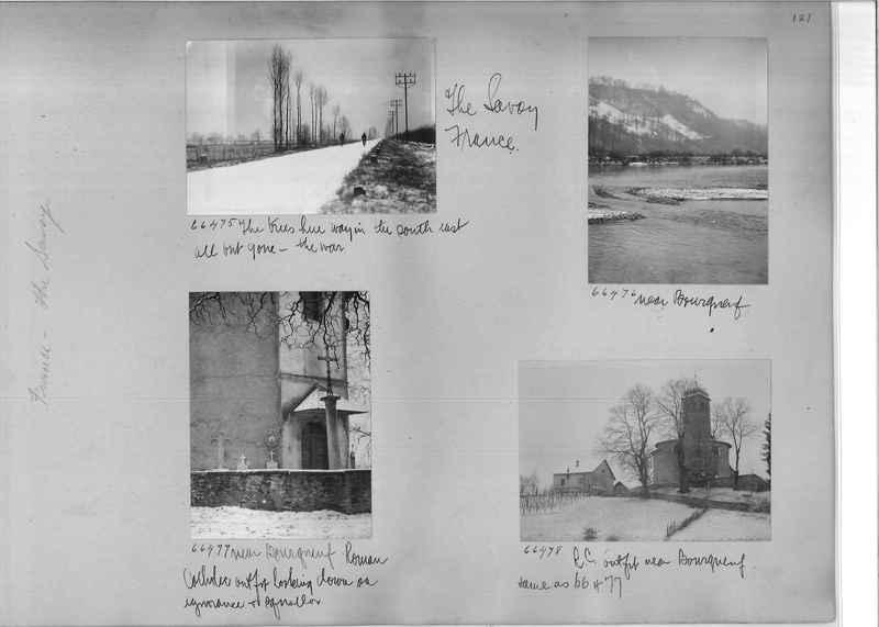 Mission Photograph Album - Europe #05 Page 0121