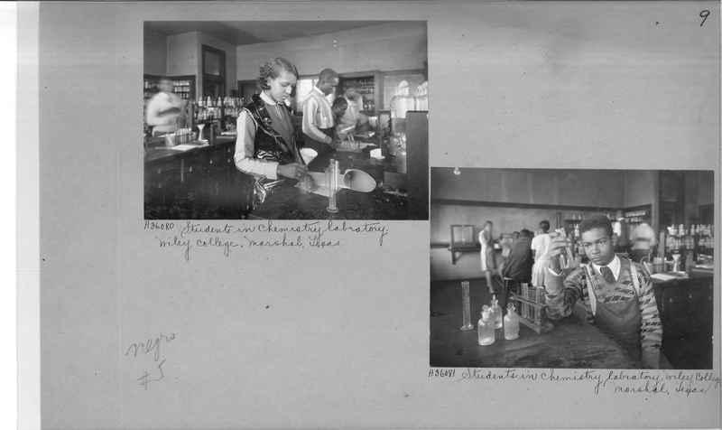Mission Photograph Album - Negro #5 page 0009