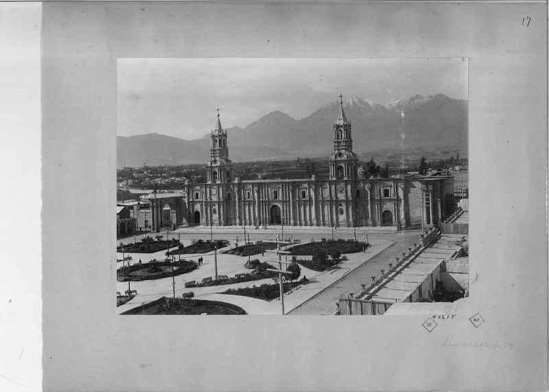 Mission Photograph Album - South America O.P. #1 page 0017