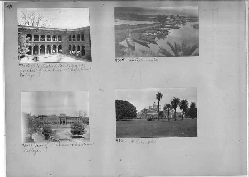 Mission Photograph Album - India #10 Page 0194