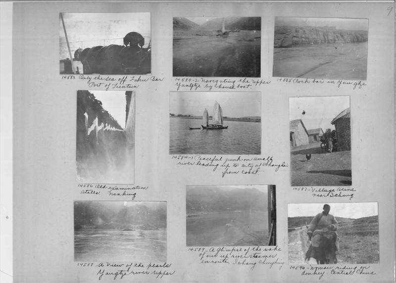 Mission Photograph Album - China #4 page 0009