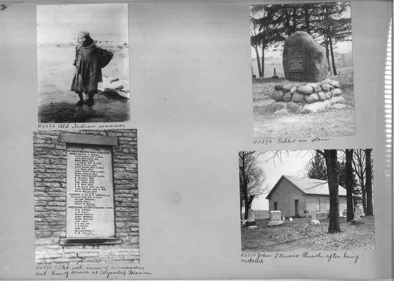 Mission Photograph Albums - Indians #1 page 0182