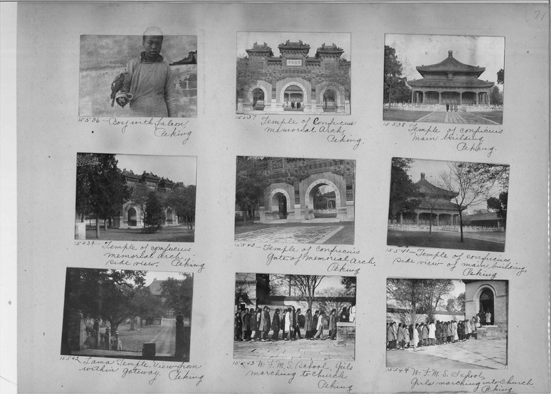 Mission Photograph Album - China #4 page 0071