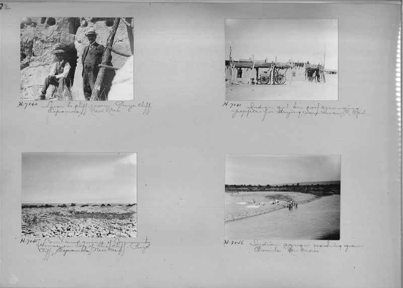 Mission Photograph Albums - Indians #1 page 0158