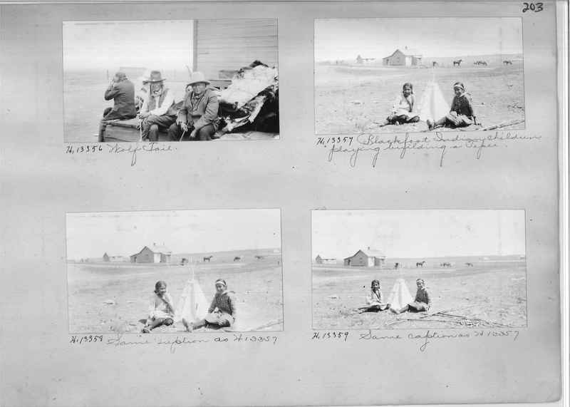 Mission Photograph Albums - Indians #1 page 0203