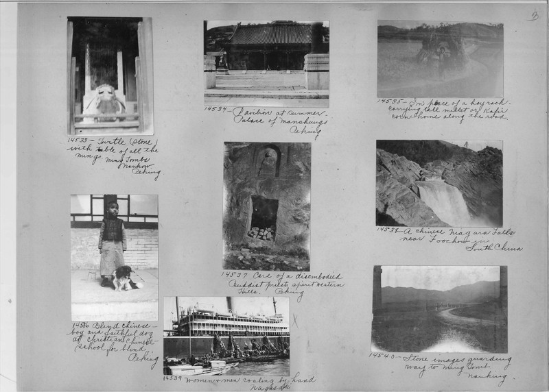 Mission Photograph Album - China #4 page 0003