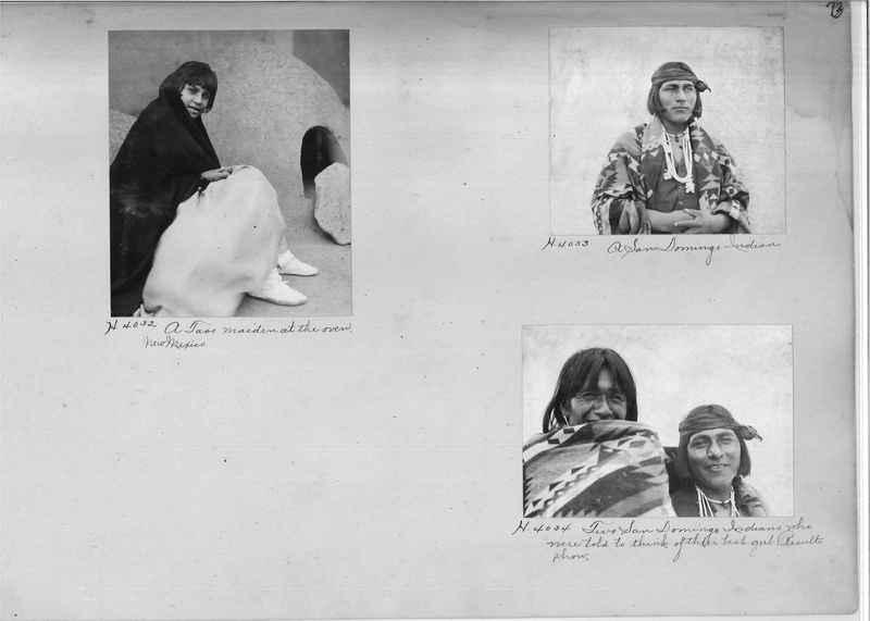 Mission Photograph Albums - Indians #1 page 0073