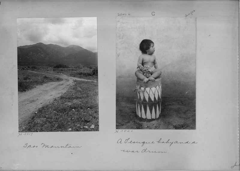 Mission Photograph Albums - Indians #1 page 0054