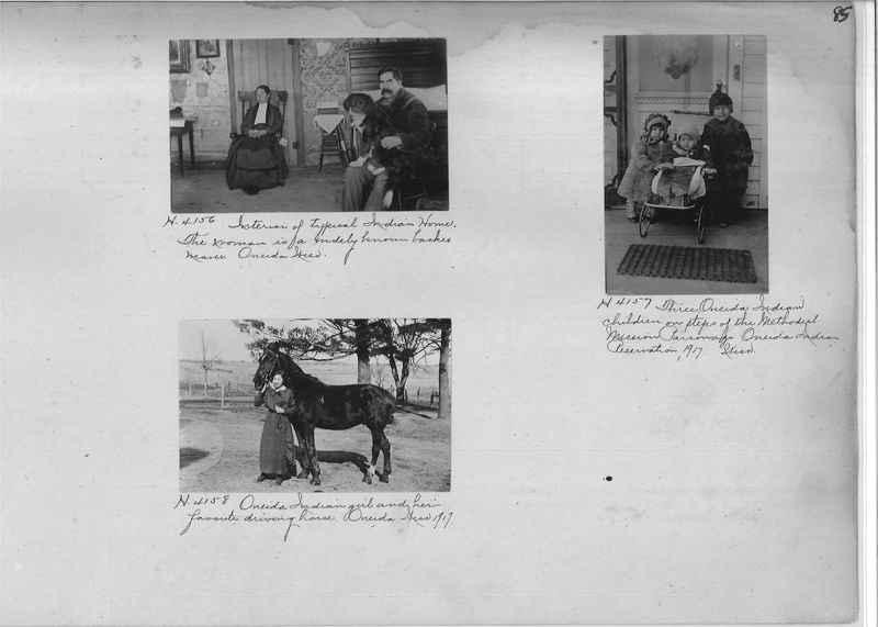 Mission Photograph Albums - Indians #1 page 0085