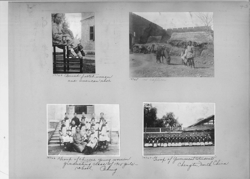 Mission Photograph Album - China #4 page 0043