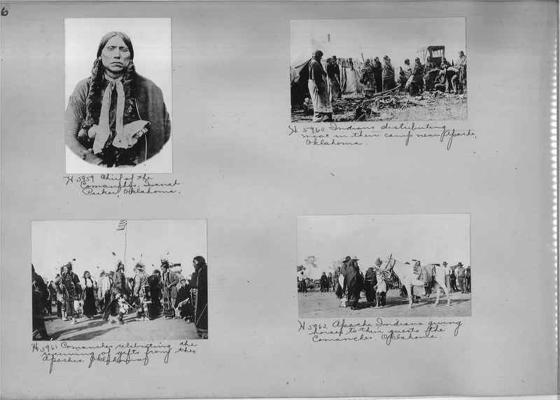 Mission Photograph Albums - Indians #1 page 0136