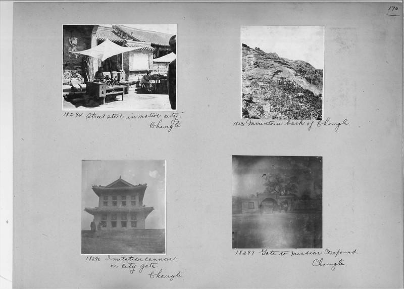 Mission Photograph Album - China #4 page 0170