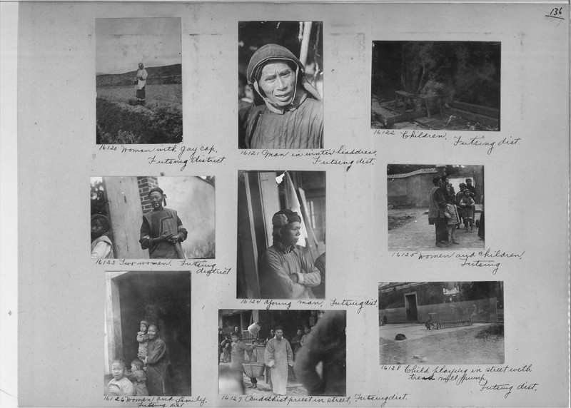 Mission Photograph Album - China #4 page 0136