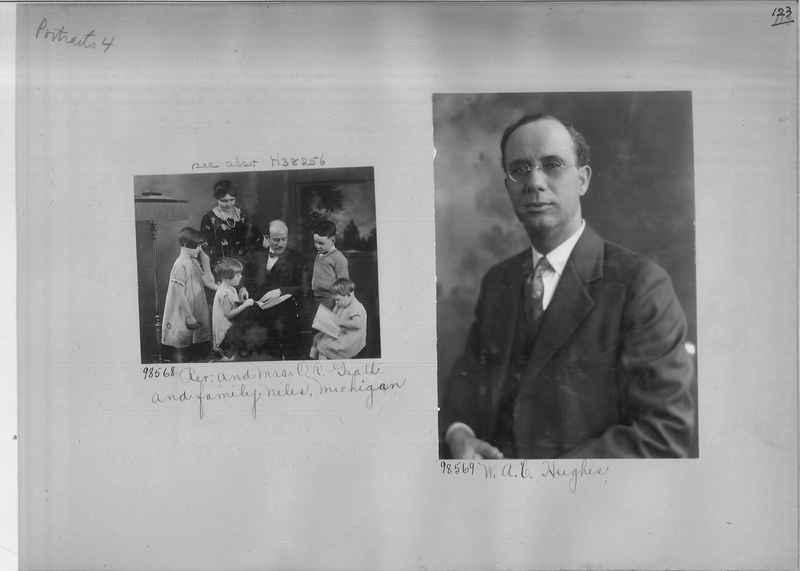 Mission Photograph Album - Portraits #04 Page 123