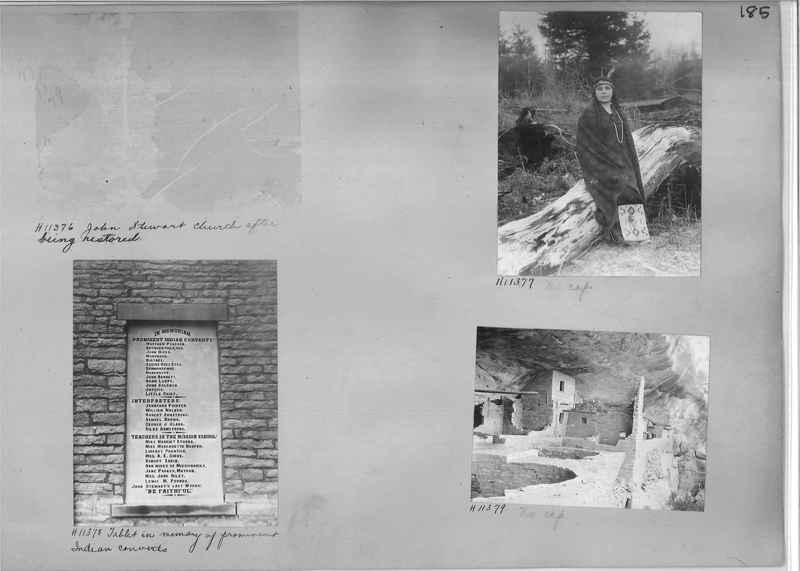 Mission Photograph Albums - Indians #1 page 0185