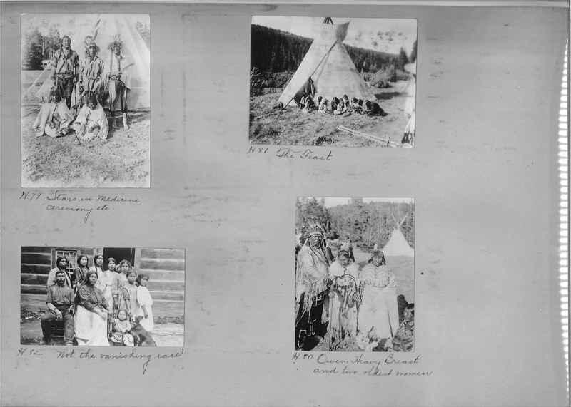 Mission Photograph Albums - Indians #1 page 0008
