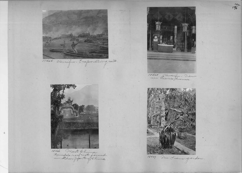 Mission Photograph Album - China #4 page 0196