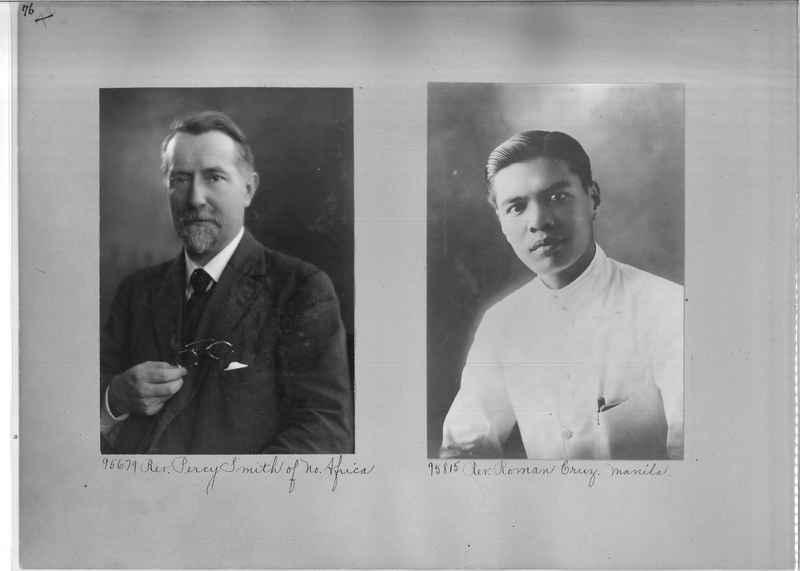 Mission Photograph Album - Portraits #04 Page 076