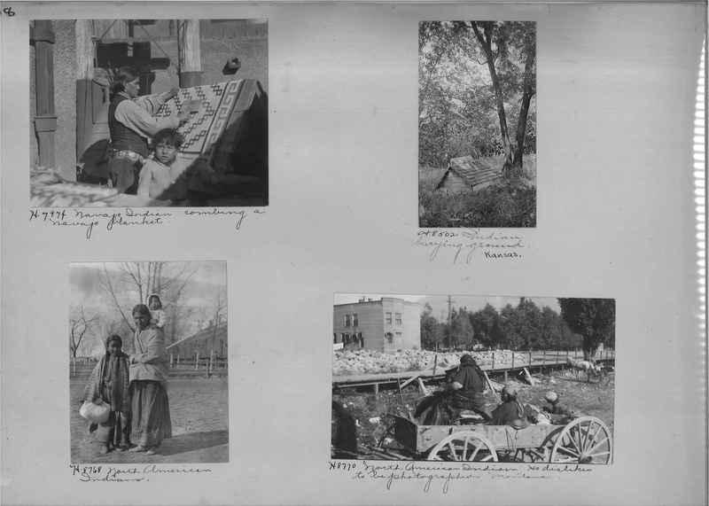 Mission Photograph Albums - Indians #1 page 0168