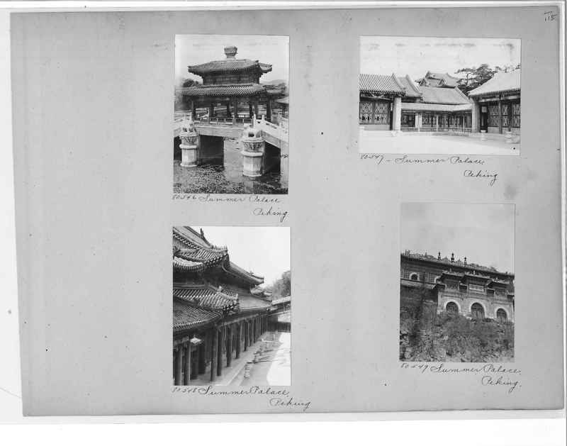 Mission Photograph Album - China #10 pg. 0115