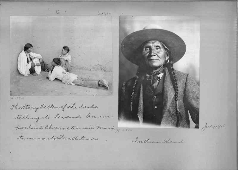 Mission Photograph Albums - Indians #1 page 0052