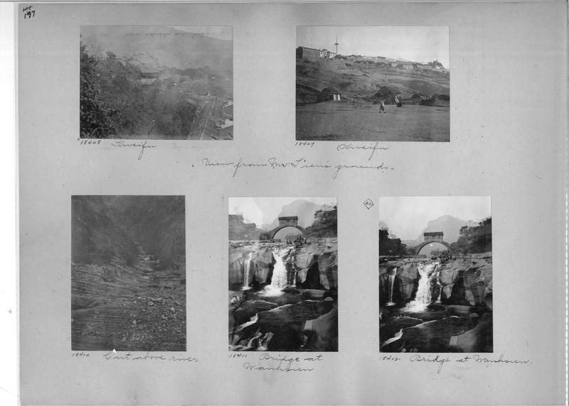 Mission Photograph Album - China #4 page 0197