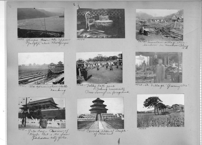Mission Photograph Album - China #4 page 0006