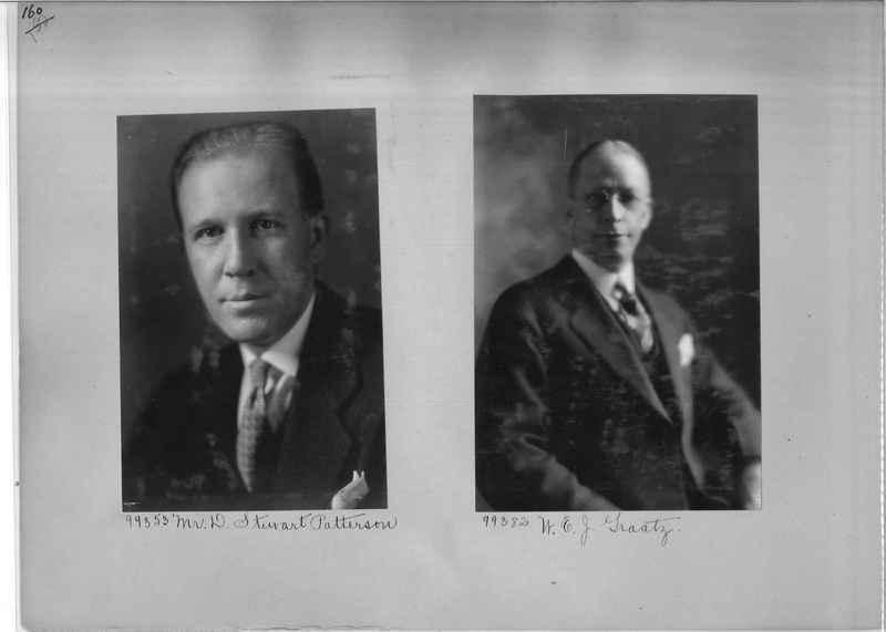 Mission Photograph Album - Portraits #04 Page 160