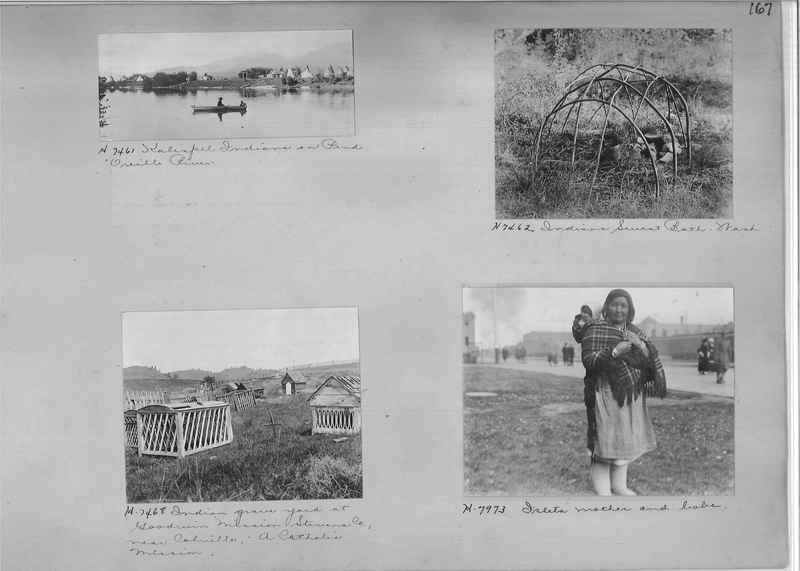 Mission Photograph Albums - Indians #1 page 0167