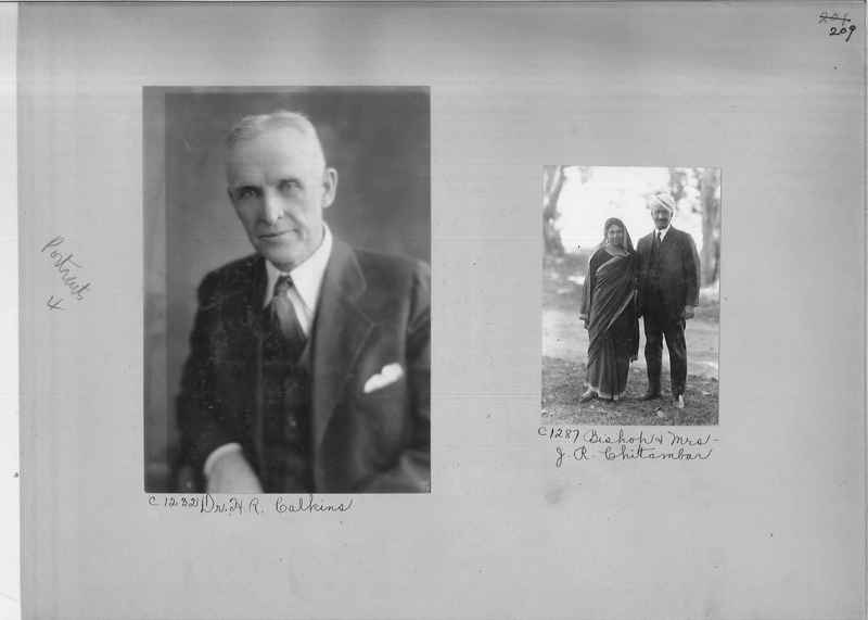 Mission Photograph Album - Portraits #04 Page 209