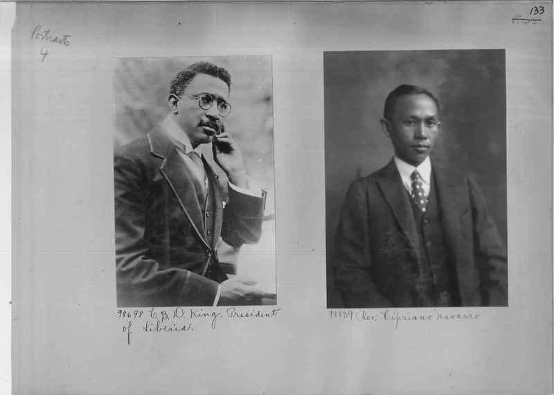 Mission Photograph Album - Portraits #04 Page 133