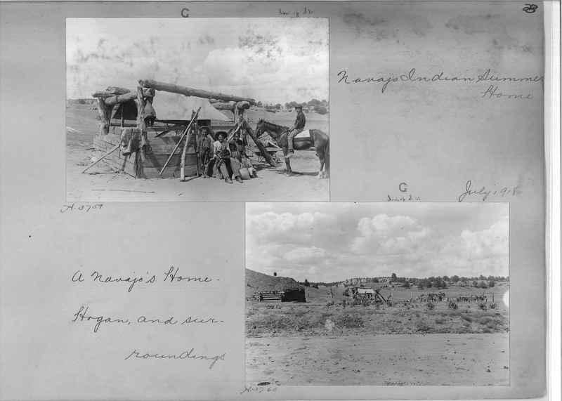 Mission Photograph Albums - Indians #1 page 0023