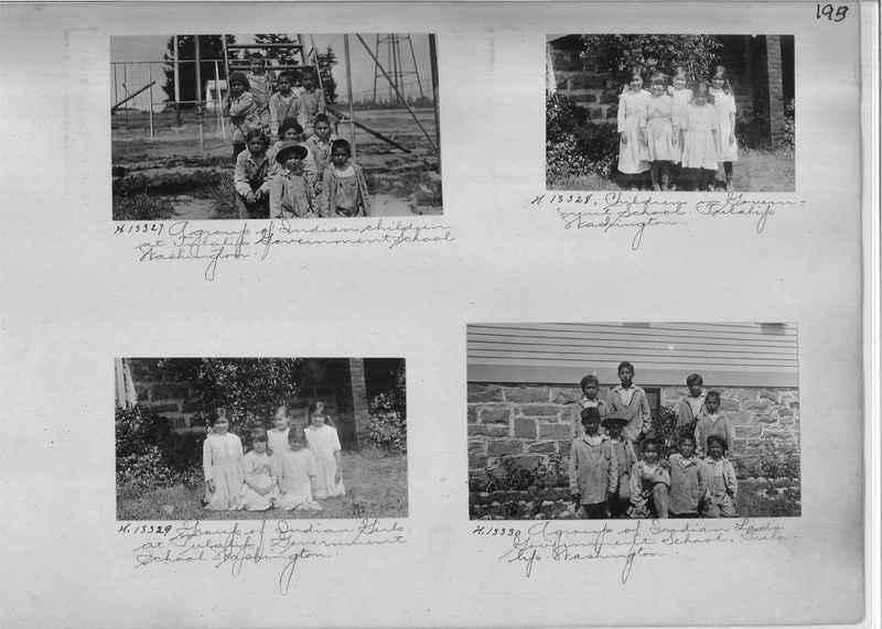 Mission Photograph Albums - Indians #1 page 0195