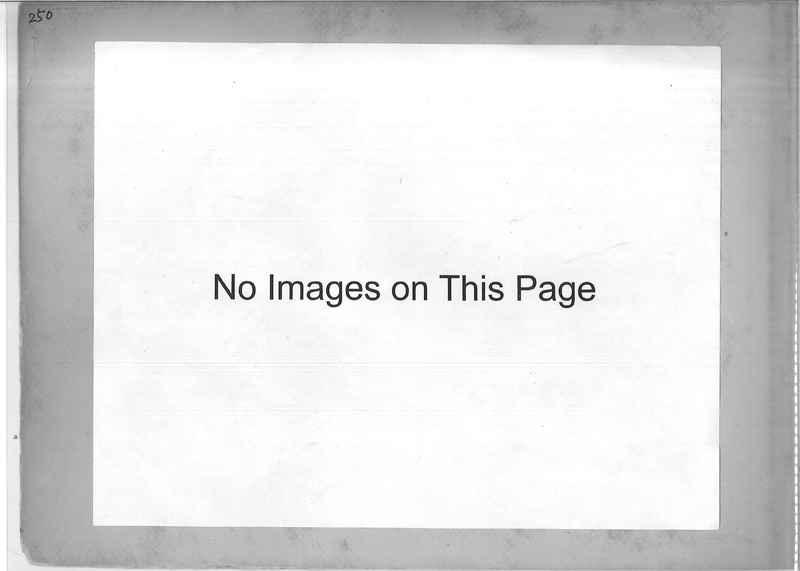 Mission Photograph Album - Portraits #04 Page 250