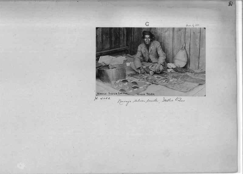 Mission Photograph Albums - Indians #1 page 0081