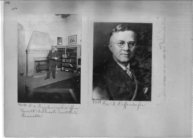 Mission Photograph Album - Portraits #04 Page 102