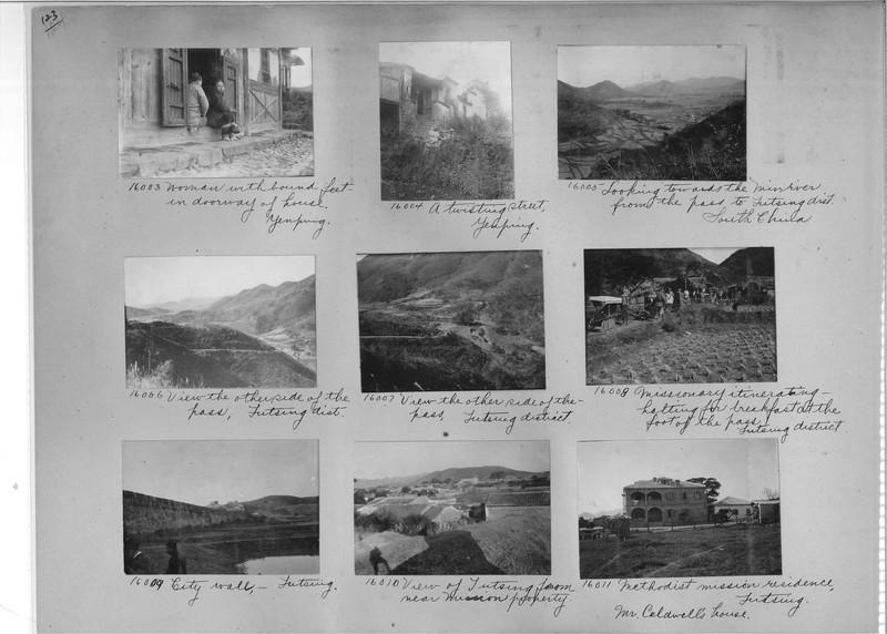 Mission Photograph Album - China #4 page 0123