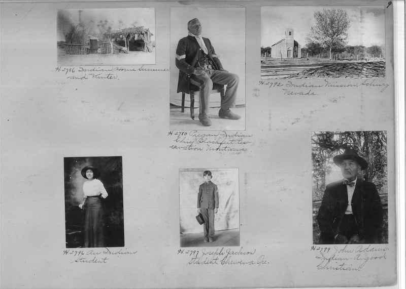 Mission Photograph Albums - Indians #1 page 0009