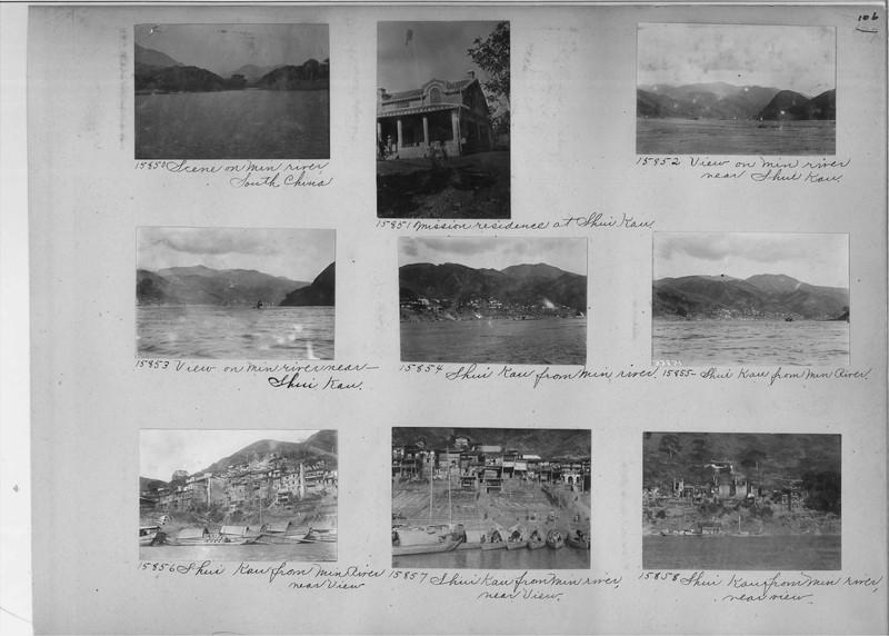 Mission Photograph Album - China #4 page 0106