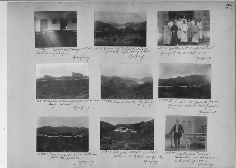 Mission Photograph Album - China #4 page 0120