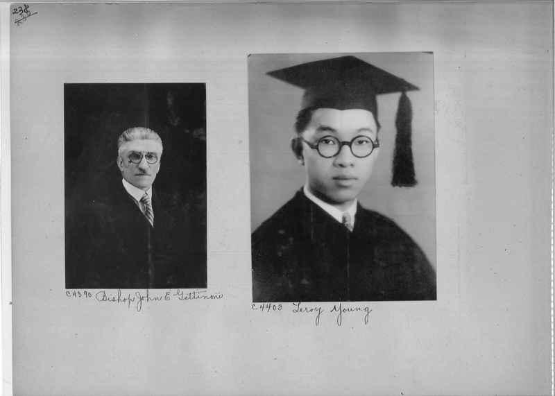 Mission Photograph Album - Portraits #04 Page 238