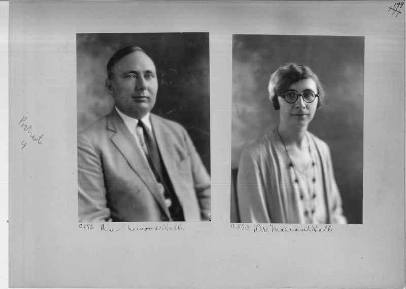 Mission Photograph Album - Portraits #04 Page 199