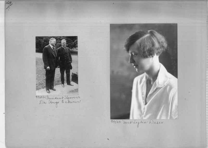 Mission Photograph Album - Portraits #04 Page 164