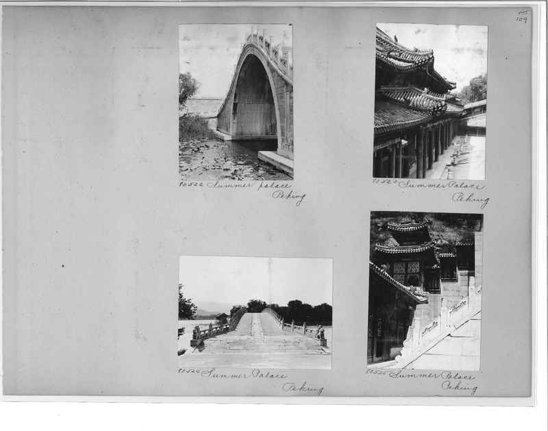 Mission Photograph Album - China #10 pg. 0108