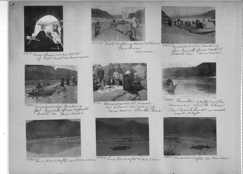 Mission Photograph Album - China #4 page 0109